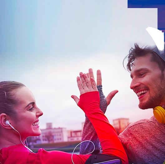 ... è il nostro slogan, rendere l'attività sportiva accessibile a tutti è  la nostra mission. Per questo da oggi abbiamo a disposizione uno strumento  in più: ...