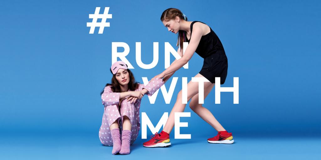 #RunWithMe Ragazze